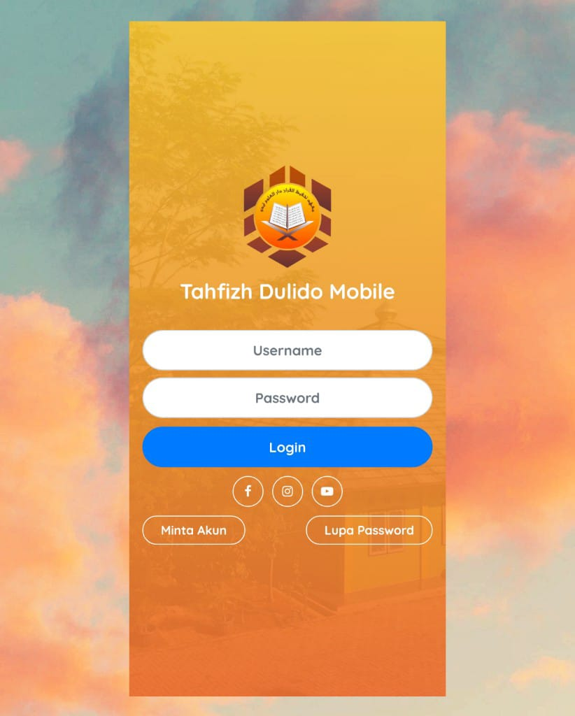 Panduan Isi Saldo Tabsis Melalui Aplikasi Tahfizh Dulido Mobile